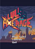 狂暴之斧Axe Rage