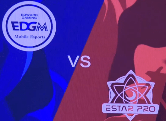 EDG.M vs eStar第2场