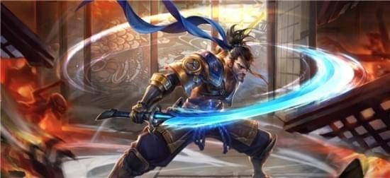 王者荣耀宫本武藏视频 体验服宫本武藏技能对比视频
