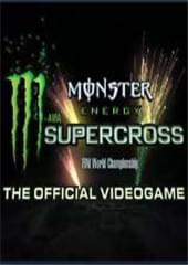 怪物能量超级越野赛车