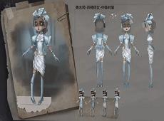 第五人格调香师月神侍女皮肤怎么获得 月神侍女皮肤获得方法