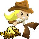 Indiara和黄金头骨Mac版
