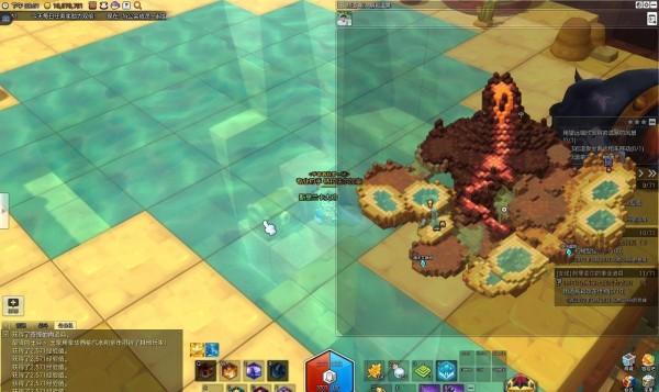 冒险岛2熔岩温泉黄金宝箱在哪里 冒险岛2熔岩温泉黄金宝箱位置一览
