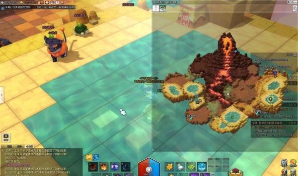 冒险岛2熔岩温泉黄金宝箱在哪里 冒险岛2熔岩温泉黄金
