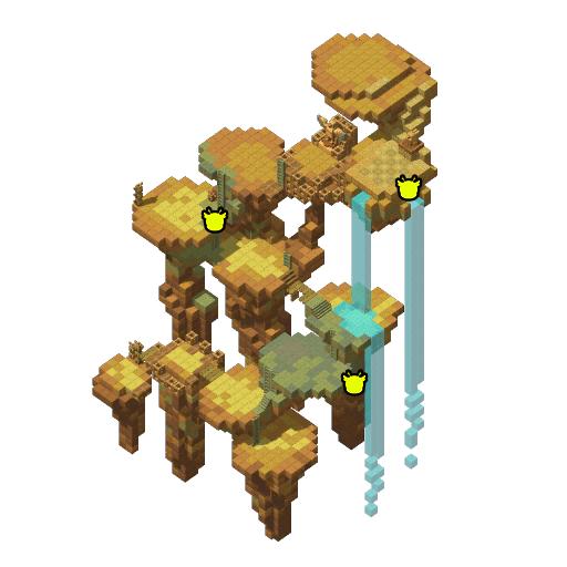 冒险岛2雄鹰岭黄金宝箱位置一览 冒险岛2雄鹰岭黄金宝箱在哪里