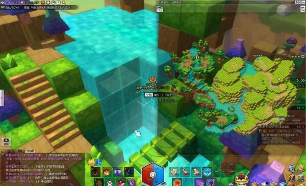 冒险岛2妖精树湖黄金宝箱在哪 冒险岛2妖精树湖黄金宝箱位置一览