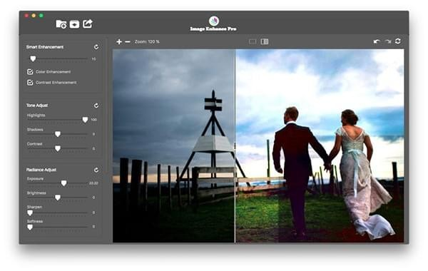 Image Enhance Pro for Mac