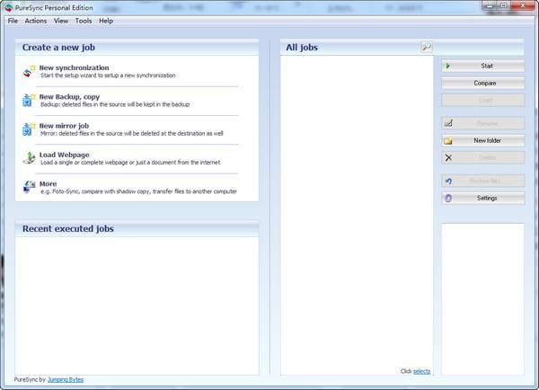 同步备份软件(PureSync)
