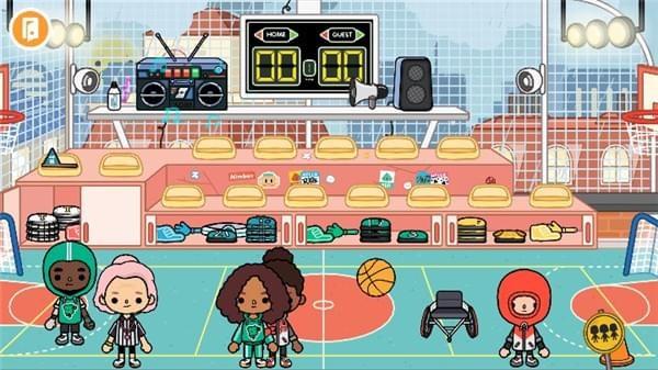 托卡生活放学后游戏下载 托卡生活放学后 安卓版v1.0 PC6手游网