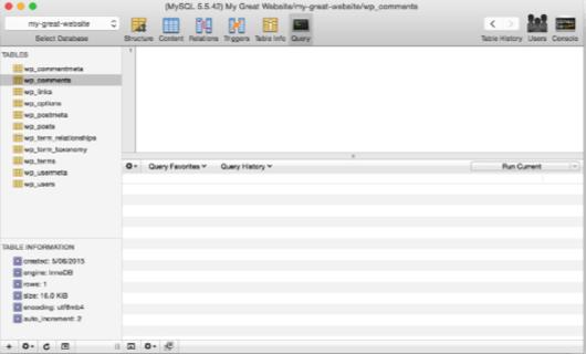 sequel pro mac版