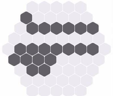 微信欢乐六边形