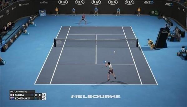 澳洲国际网球中文版下载