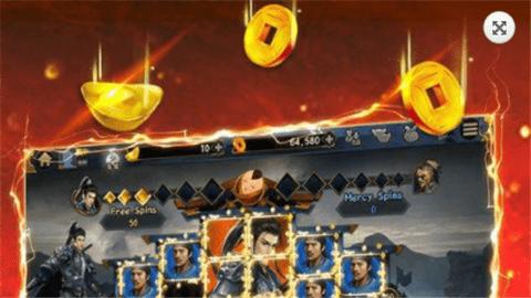 金彩三国游戏下载
