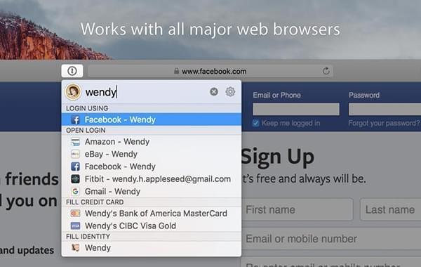 1password 5 Mac版