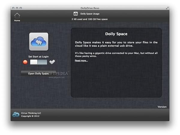 DollyDrive for Mac