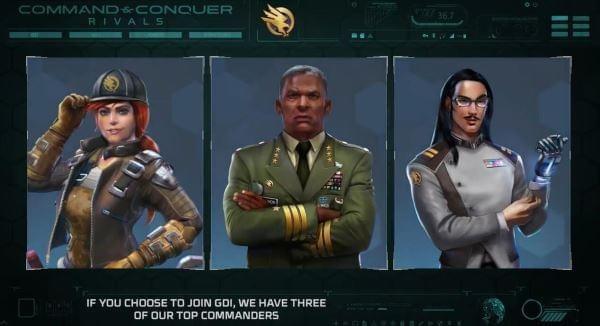 命令与征服宿敌电脑版下载