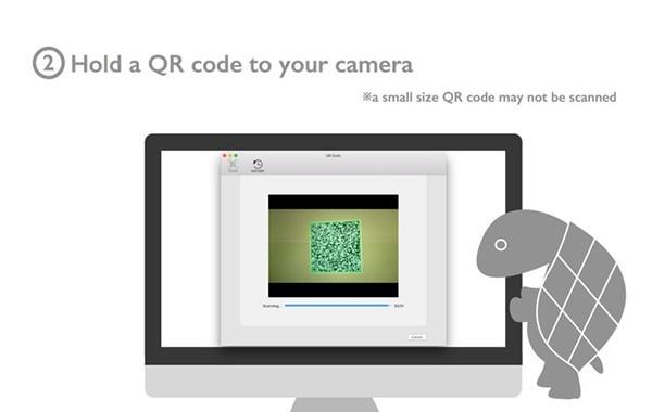 QR Scan for Mac