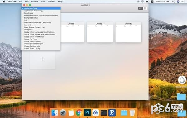 Plist Sugar for Mac