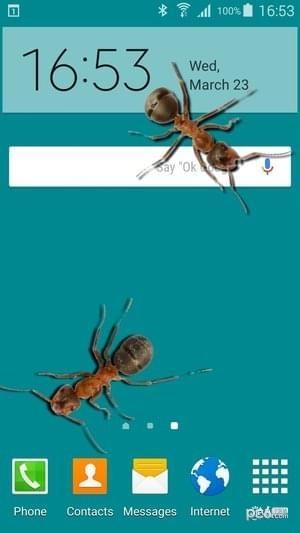 蚂蚁屏幕恶作剧下载