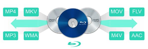 VideoSolo BD-DVD Ripper Mac版