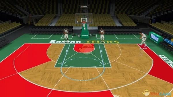 《NBA 2K19》上篮技巧教学