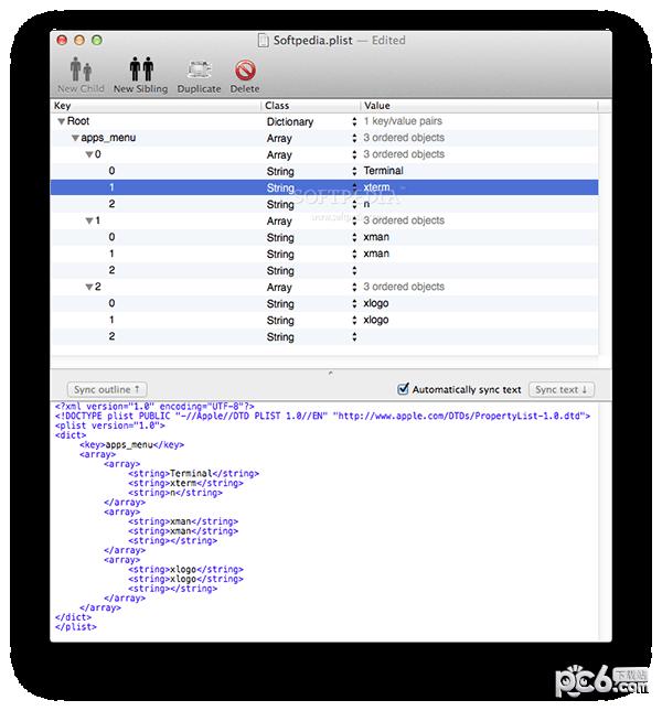 PlistEdit Pro Mac版