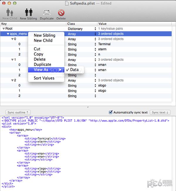 PlistEdit Pro for Mac