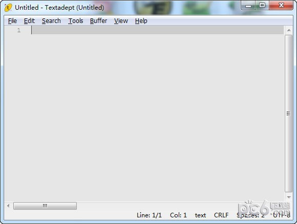 Textadept(文本编辑工具)