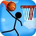 火柴人街头篮球游戏