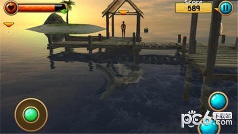 鲨鱼模拟器3D游戏下载