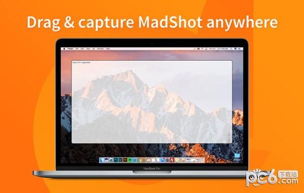 Madshot for Mac