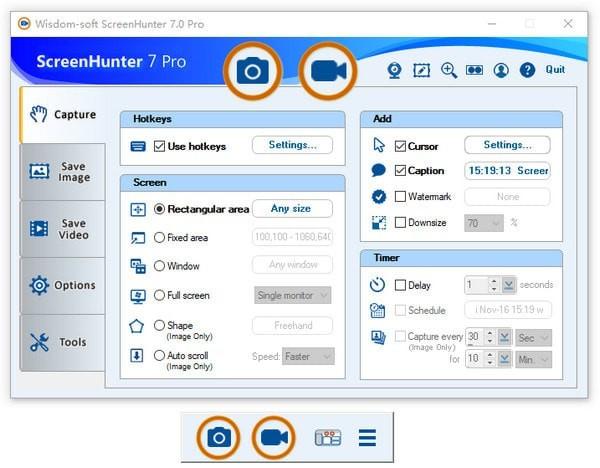 ScreenHunter Pro(屏幕捕捉录像软件)