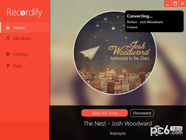 Abelssoft Recordify(音乐流媒体下载工具)