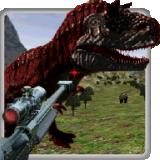 叢林狩獵恐龍3d