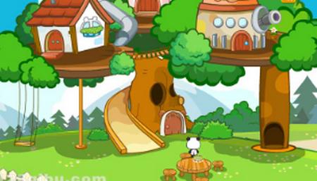 熊猫乐园故事电脑版
