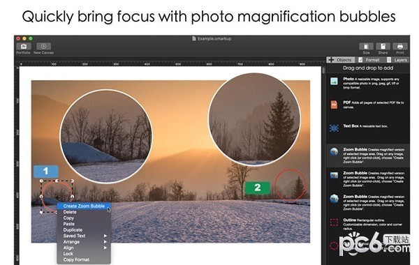 Orion Markup 2 for Mac