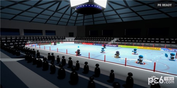 3对3超级机器人冰球中文版下载