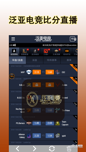 泛亚电竞app下载