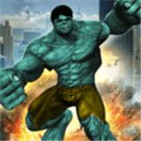 綠巨人粉碎犯罪