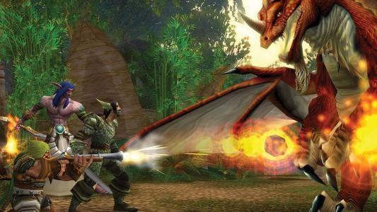 魔兽世界怀旧服尤基尔之焰图片