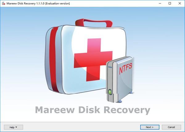 Mareew Disk Recovery(硬盘数据规复软件)
