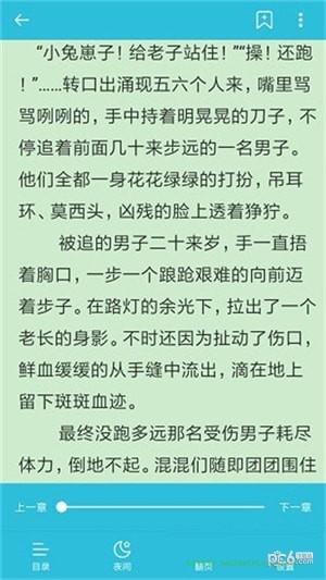 飞鱼小说app下载