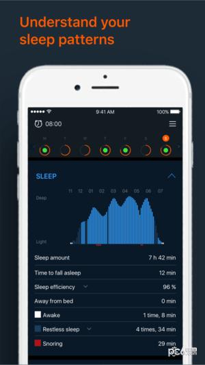 beddit3睡眠监测器下载