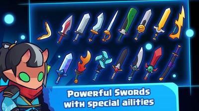 剑人怪物猎人