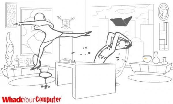 重击你的电脑(图1)