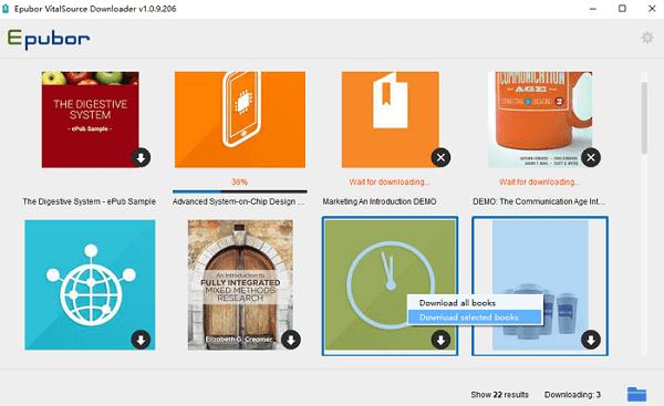 Epubor VitalSource Downloader(电子书下载器) v1.0.9.206官方英文版