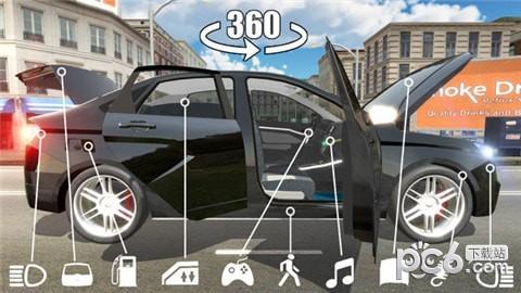 欧洲汽车模拟器游戏(图2)