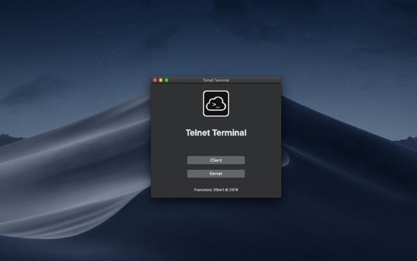 Telnet Terminal Mac版