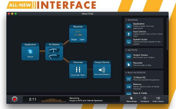 Audio Hijack Pro Mac版