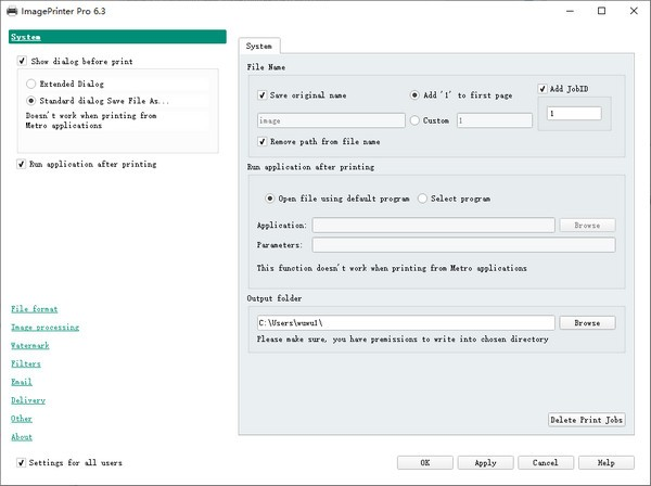 Image Printer Pro(��M打印�C�件)